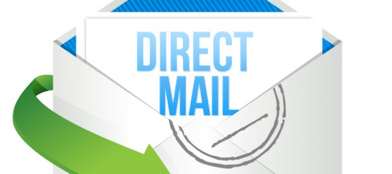 direct mail and online marketing