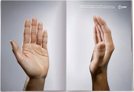 EDF print publication