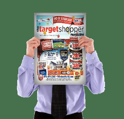 reading target shopper