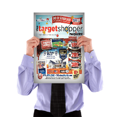reading target shopper