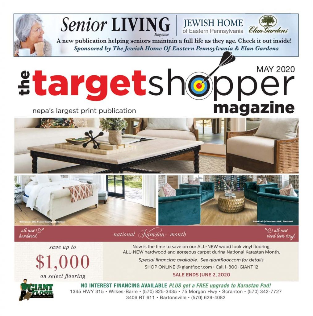 The Target Shopper Magazine – May 2020