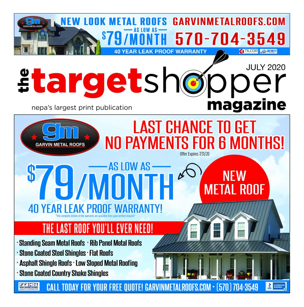 The Target Shopper July Issue