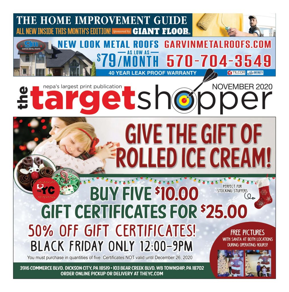 The Target Shopper – November 2020